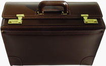 Trial Briefcase, by Korchmar