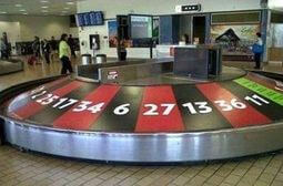 luggage carousel roulette