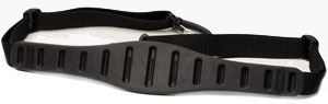 Quake Industries strap, with Duraflex 6725 nylon snaphooks